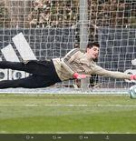 Thibaut Courtois: Real Madrid Butuh Eden Hazard untuk Juara Liga Spanyol