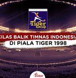 Kilas Balik Piala Tiger 1998: Myo Hlaing Win Bersinar dengan Empat Gol
