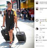 F1 70th Anniversary GP: Daniel Ricciardo Makin Dekat dengan Max Verstappen