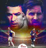 Bintang Bayer Leverkusen: Cristiano Ronaldo 100 Kali Lebih Sukses Dibanding Lionel Messi