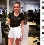 Skortips: Petenis Swiss Jalena Meyer Berbagi Tips Latihan Tenis di Rumah