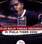 Kabar Terkini 22 Pemain Timnas Indonesia di Piala Tiger 2002 (Bagian 2)