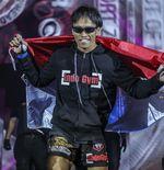 Sunoto Ingin Hadapi Juara Dunia ONE Championship Bibiano Fernandes