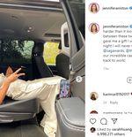 5 Latihan Rutin Aktris Jennifer Aniston agar Tetap Bugar di Rumah