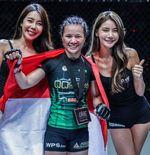 Priscilla Hertati Lumban Gaol Menantikan Aksi Angela Lee di ONE Championship