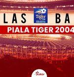 Kilas Balik Piala Tiger 2004: Timnas Indonesia Pesta Gol dan Juara Grup