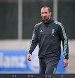 Mantan Gelandang Juventus: Giorgio Chiellini Tak Punya Etika!