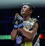 ONE Championship: Rodtang Jitmuangnon Pertahankan Gelar Usai Menangi ONE: No Surrender