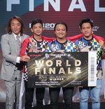 Lucky Ma'arif, Bonek yang Juga Finalis World PES League