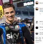 Adik Valentino Rossi Puncaki Klasemen Sementara Moto2 2020