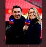 Liverpool Juara, Gary Neville Jadi Bahan Olok-olok
