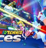 Serena Williams dan Maria Sharapova Akan Ikut Turnamen Esport  Mario Tennis Aces