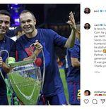 40 Gelandang Terbaik versi Ballon d'Or: Barcelona Mendominasi, Kaka dan Modric Terlupakan