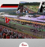 Jadwal F1 2021: GP Australia dan Cina Ditunda, Formula 1 Dibuka dengan Balapan Malam