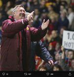 Ketika Sir Alex Ferguson Marah-marah, Skuad Manchester United Dapatkan ''Pengering Rambut''