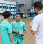 Kapok Berbisnis, Asisten Pelatih Persib Pilih Fokus di Sepak Bola