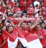 Menyanyikan Rumah Kita, Suporter Indonesia Bersatu Perangi Covid-19