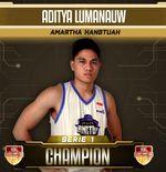 Aditya Lumanauw, Juara IBL Esport Competition Seri Pertama