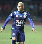 Cristian Gonzales Gabung Rans Cilegon FC Sebagai Motivator Pemain Muda