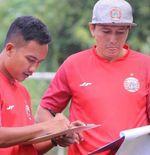 Anang Ma'ruf dan Budiman Jadi Motivasi Pelatih Persija Jakarta U-20