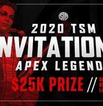 TSM Gelar Turnamen Apex Legends