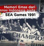 Memori SEA Games 1991: Kas Hartadi Kenang Kerasnya Gemblengan Anatoli Polosin