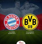5 Laga Terseru Der Klassiker: Borussia Dortmund vs Bayern Munchen