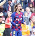 Barcelona Gagal Menang, Antoine Griezmann Dihujat Netizen