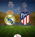 5 Laga Tak Terlupakan Real Madrid vs Atletico Madrid