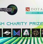 Delapan Tim Dota 2 Akan Bertanding Dalam Turnamen Amal Gamers Without Borders