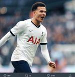 PSG Masih Getol Ingin Datangkan Dele Alli dari Tottenham Hotspur
