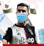 Karantina Usai, Ronaldo dan Para Pemain Juventus Latihan Lagi