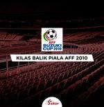 Kilas Balik Piala AFF 2010: Indonesia Tersubur, Cristian Gonzales Istimewa, dan Safee Sali Perusaknya