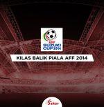 Kabar Terkini Para Pemain Timnas Indonesia di Piala AFF 2014 (Bagian 2)