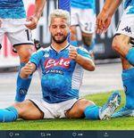 Tamparan untuk Inter dan Chelsea, Napoli Bakal Perpanjang Kontrak Dries Mertens