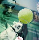 Dipuja Dunia, Roger Federer Justru Dapat Penolakan di Rumah Sendiri