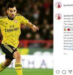 Tak Terkesan, Arsenal Enggan Permanenkan Dani Ceballos