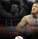 23 Januari, Conor McGregor versus Dustin Poirier Mentas di Cowboys Stadium