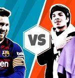 INFOGRAFIS: Perbandingan Penghasilan Youtube Atta Halilintar dan Ria Ricis dengan  Gaji Lionel Messi