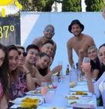 Pesta Pemain Sevilla Bikin Penyelenggara Liga Spanyol Murka
