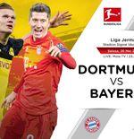 Link Live Streaming Liga Jerman: Borussia Dortmund vs Bayern Munchen