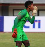 Persaingan Penjaga Gawang Timnas U-19 Ketat, Risky Sudirman Tak Gentar