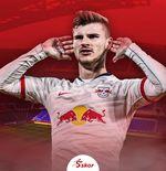 Mantan Pelatih RB Leipzig Lebih Setuju Timo Werner ke Liverpool
