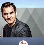 Roger Federer Unjuk Kebolehan Menyanyikan Lagu The Beatles