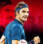 Tak Ada Lagi Jadwal Operasi, Roger Federer Makin Pede Comeback di Australian Open 2021