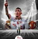 Lucas Ocampos, Diperebutkan Real Madrid dan Man United Sebagai Pengganti CR7