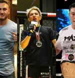 ONE Championship Umumkan 14 Atlet Kelas Dunia Baru