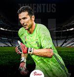 Mengumpat Rekan Setim, Gianluigi Buffon Terancam Larangan Tampil Bersama Juventus