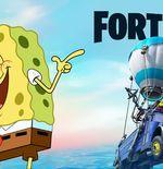 Rumor Soal Musim Ketiga Game Fortnite, Bakal Ada Spongebob Squarepants