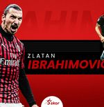AC Milan Disarankan Pertahankan Zlatan Ibrahimovic